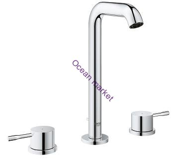 Сантехника GROHE Essence New 2hdl basin 3-h U-spout 20299001