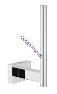 Сантехника GROHE Essentials Cube reserve paper holder 40623000