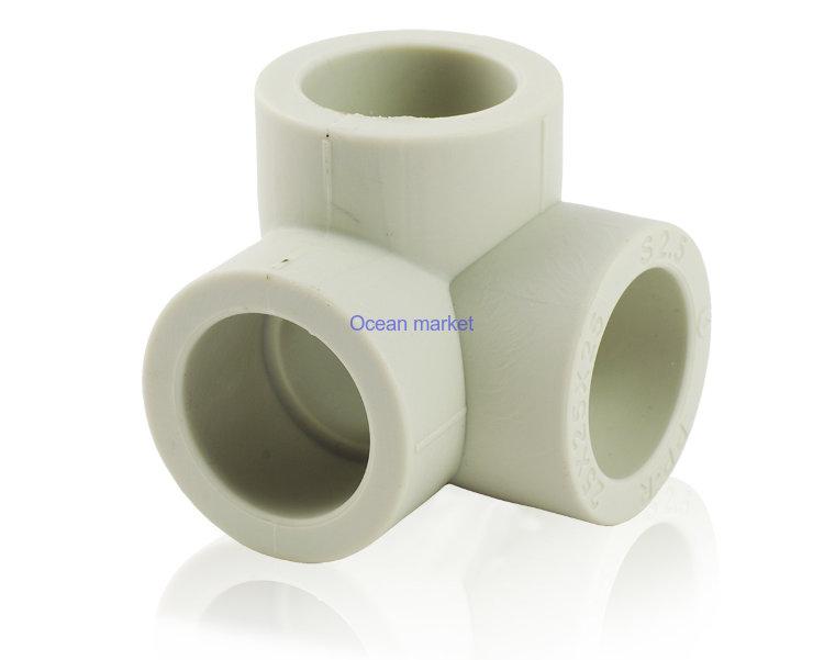 Тройник для пластиковых труб