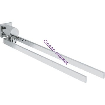 Сантехника GROHE Allure towel holder 2-arms 40342000